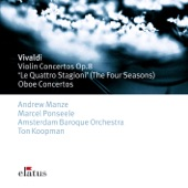 "The Four Seasons: Violin Concerto in G Minor, RV 315, ""Summer"": III. Tempo impetuoso d' estate; Presto artwork"