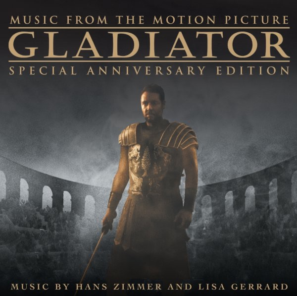 colonna sonora gladiatore mp3