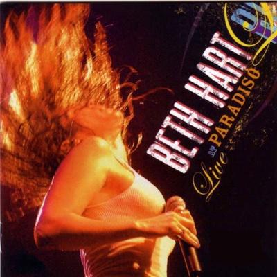 Live At Paradiso - Beth Hart album
