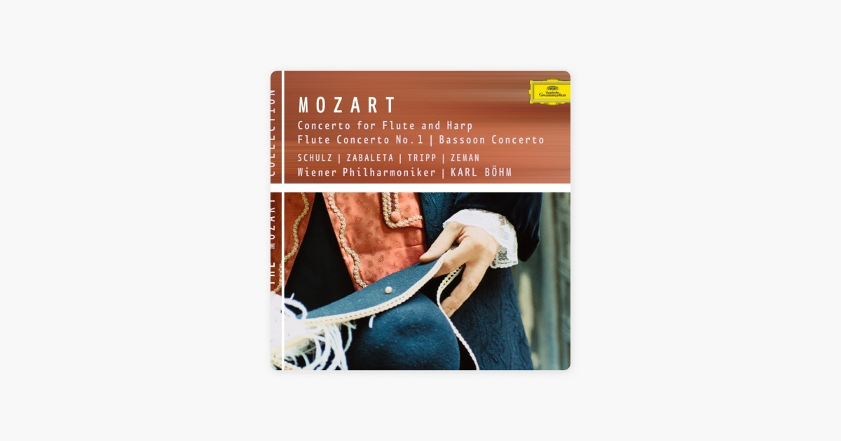 Mozart: Concertos for Flute, Flute and Harp, Bassoon by Karl Böhm