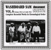 Washboard Sam - Life Is Just A Book