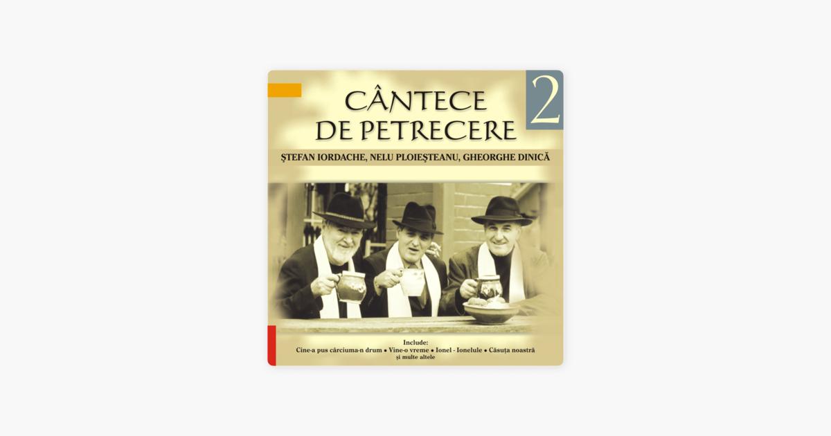 Cantece De Petrecere 2 By Stefan Iordache Nelu Ploiesteanu