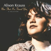 Alison Krauss - Baby, Now That I've Found You