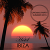 Cafe Les Costessey Club Dj Chillout - Ibiza Opening Party 2015 artwork