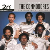 20th Century Masters  The Millennium Collection: The Best Of The Commodores-The Commodores