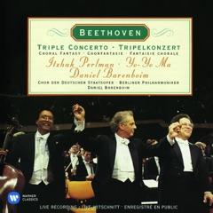 Beethoven: Triple Concerto & Choral Fantasy (Live)