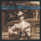 Hank Williams - I Won't Be Home No More