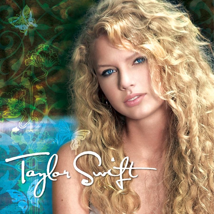 Taylor Swift Bonus Track Version Taylor Swift CD cover