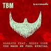 You Made Me Feel Special feat Moses York Single
