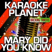 A-Type Player - Mary, Did You Know (Karaoke Version) (Originally Performed By Pentatonix)