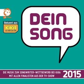 """Dein Song 2015"""" von Verschiedene Interpreten bei Apple Music"""