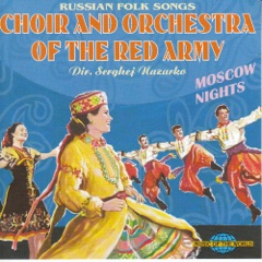 Russian Folk Songs: Moscow Nights