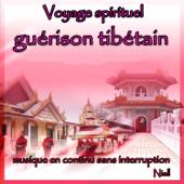 Voyage spirituel: guérison tibétain: musique en continu sans interruption