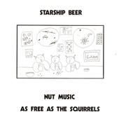 Starship Beer - Black / White White / Black