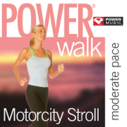 Power Walk - Motorcity Stroll (40 Min Non-Stop Workout [123-134 BPM] Perfect for Moderate Paced Walking, Elliptical, Cardio Machines and General Fitness) - Power Music Workout - Power Music Workout