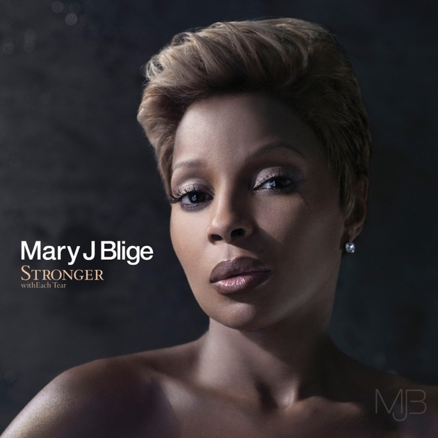 Mary j. Blige stronger with each tear (cd): target.