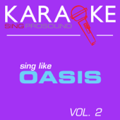 Don't Look Back in Anger (In the Style of Oasis) [Karaoke Instrumental Version]