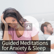 10 Minute Meditation for Anxiety and Sleep - Guided Meditation - Guided Meditation
