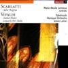 Scarlatti: Salve Regina - Vivaldi: Stabat Mater - Concerti per Archi - Avison: Concerti After Scarlatti, Jeanne Lamon, Marie-Nicole Lemieux & Tafelmusik