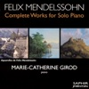 Mendelssohn - Songs Without Words: Venetian Boat Song No. 1 (Op. 19b No. 6)