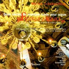 Deux siècles de musique russe pour orgue