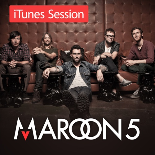 Maroon 5 - iTunes Session - EP