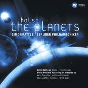 Holst: The Planets - Berlin Philharmonic, Rundfunkchor Berlin & Sir Simon Rattle - Berlin Philharmonic, Rundfunkchor Berlin & Sir Simon Rattle