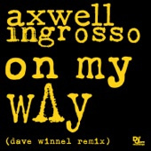 On My Way (Dave Winnel Remix) - Single