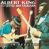 In Session (Live)-Albert King & Stevie Ray Vaughan