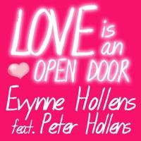 Evynne Hollens & Peter Hollens - Love Is an Open Door - Single