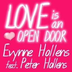 Love is an Open Door Love Is an Open Door - Single - Evynne Hollens & Peter Hollens image