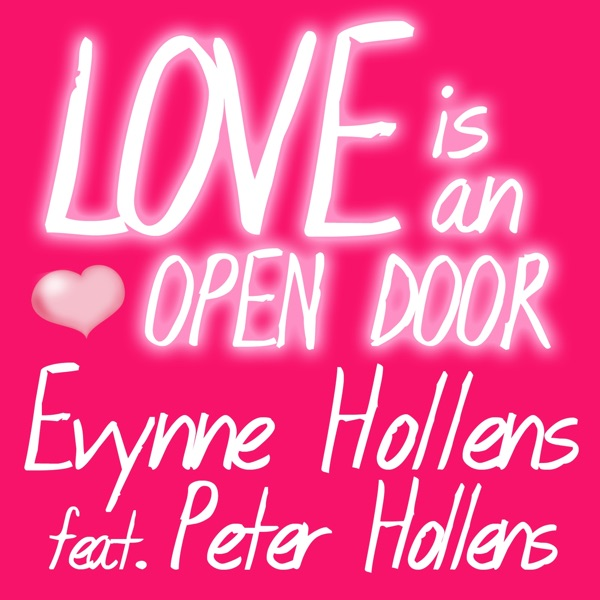 Evynne Hollens & Peter Hollens - Love is an Open Door song lyrics