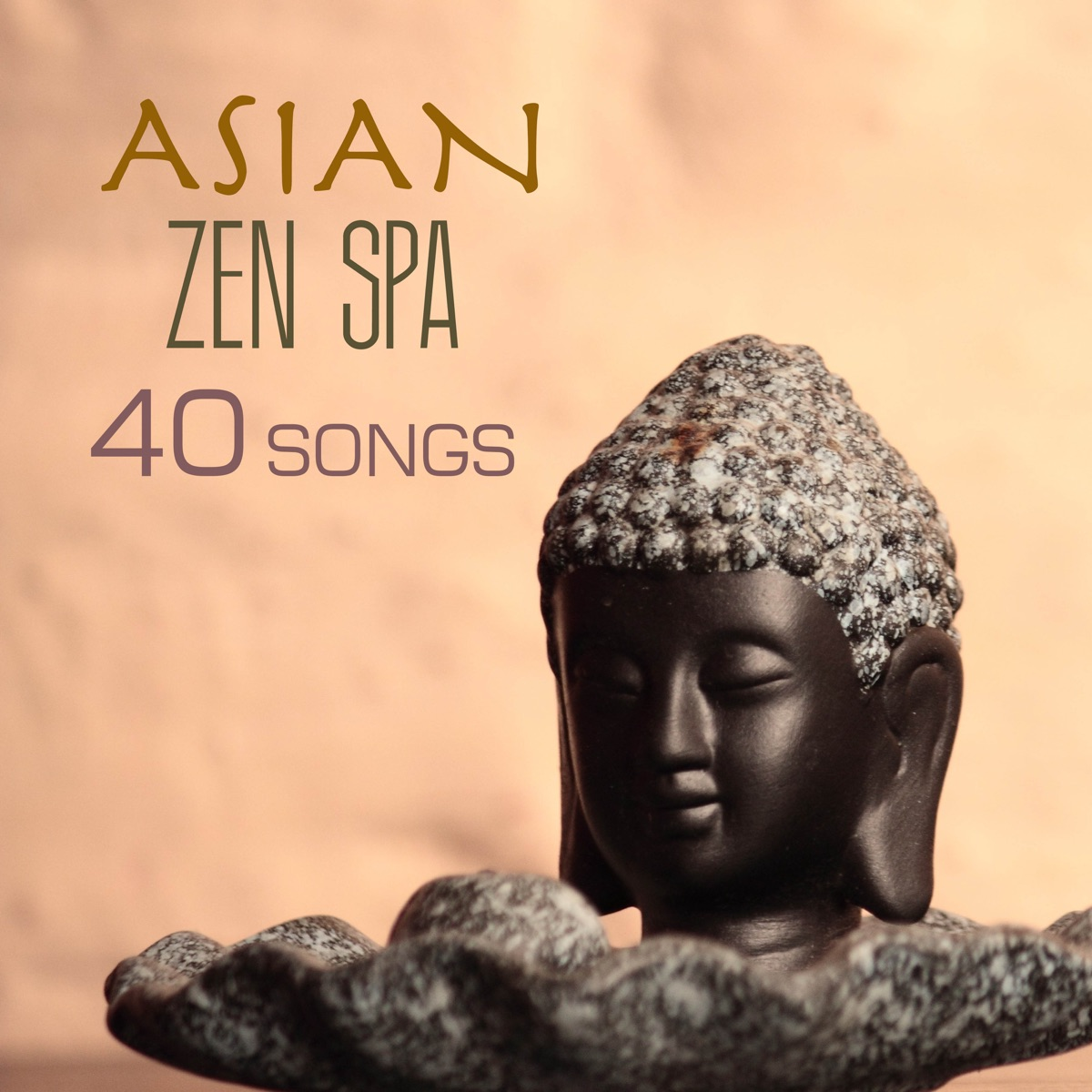 Asian Zen Spa Music - 40 Tracks for Meditation, Massage, Yoga, Sound