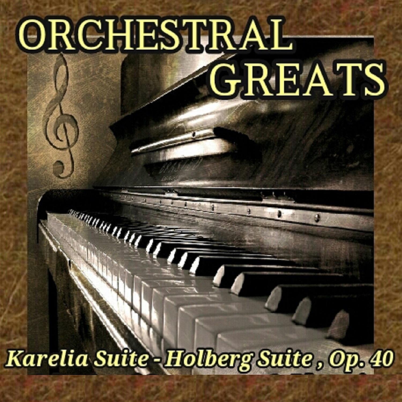 Karelia Suite, Op. 11: I. Intermezzo