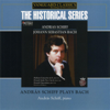 András Schiff - Andras Schiff Plays Bach artwork