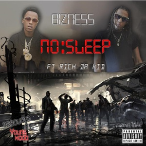 No Sleep (feat. Rich The Kid) - Single Mp3 Download