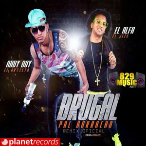 BRUGAL PAL BORRACHO REMIX (2015) [feat. Abby Boy] - Single Mp3 Download