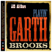 Playin' garth Brooks