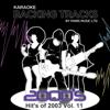 Karaoke Hits 2003, Vol 11 - Paris Music