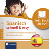Paulina Palomino - Spanisch schnell & easy - Fokus Wortschatz und Redewendungen: Compact SilverLine artwork