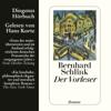 Bernhard Schlink - Der Vorleser artwork