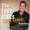 Todd Glass & Jonathan Grotenstein - The Todd Glass Situation: A Bunch of Lies about My Personal Life and a Bunch of True Stories about My 30-Year Career in Standup Comedy (Unabridged)  artwork