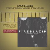 Fireblazin (Medium Key Performance Track Without Background Vocals)