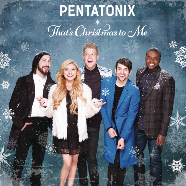 a pentatonix christmas by pentatonix on itunes - Nsync Christmas Album