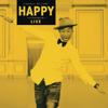 Pharrell Williams - Happy (Live) illustration