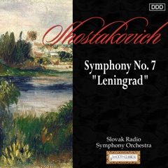 """Symphony No. 11 in G Minor, Op. 103 """"The Year 1905"""": II. The 9th of January"""