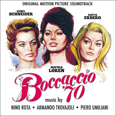 Boccaccio '70 (Original Motion Picture Soundtrack) - Nino Rota