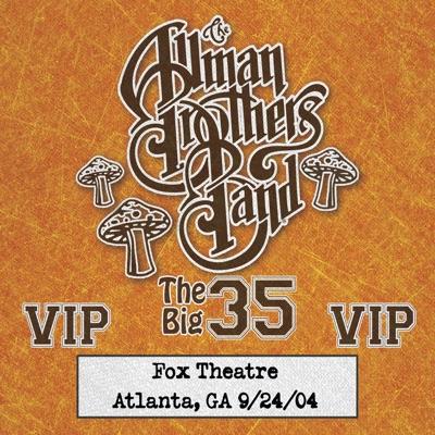 Fox Box: 3 Nights Live at Fox Theatre in Atlanta, GA (September 24, 2004) - The Allman Brothers Band