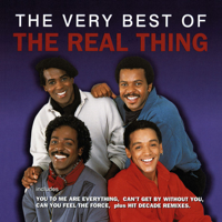 The Real Thing - The Very Best Of artwork