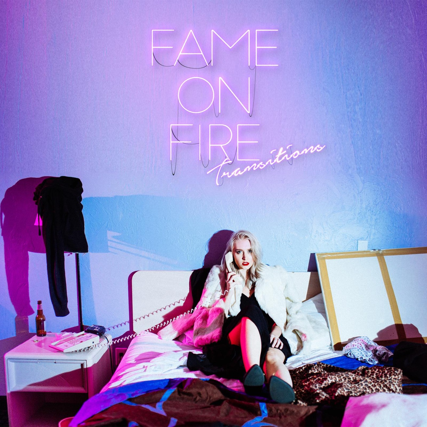 Fame on Fire - Another One [single] (2017)